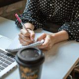 (志望理由の書き方)志望理由を文章化する前にレジュメを書こう